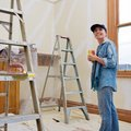 Home renovation Stock Photography