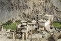 HOME residenciais em Ladakh, India Imagens de Stock