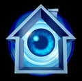 Home Security Stock Photography