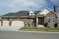 Home in Utah Royalty Free Stock Images