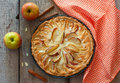 Homemade apple cake Royalty Free Stock Photo