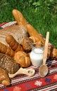 Homemade bakery Royalty Free Stock Photo