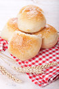 Homemade bread rolls Royalty Free Stock Photo