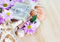 Homemade Herbal Soap Still Life Royalty Free Stock Images