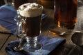 Domáci írsky káva