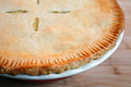 Homemade Pie Royalty Free Stock Photography