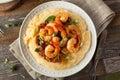 Homemade Shrimp and Grits