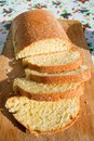 Homemade sicilian bread Royalty Free Stock Photo