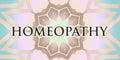 Homeopathy mandala