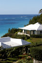 Homes in Bermuda Royalty Free Stock Photo