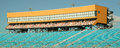 Homestead miami speedway stadium and racetrack at dade county florida usa Stock Photography
