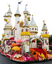Honda 2011 Rose Parade Float Royalty Free Stock Photography