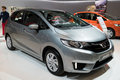 Honda Jazz car Royalty Free Stock Photo