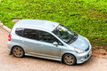 Honda Jazz Royalty Free Stock Photo