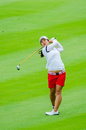 Honda lpga thailand chonburi march sei young kim of south korea in at siam country club pattaya old course on march in chonburi Stock Photo