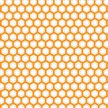 Abstract Honey Comb Pattern Background Fabric Texture Grid Royalty Free Stock Photo