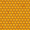 Honey illustration Royalty Free Stock Photos