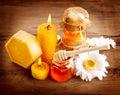 Honey Spa Royalty Free Stock Photo