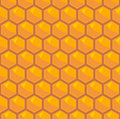 Honeycomb background Stock Images