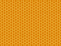 Honeycomb background Stock Image