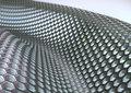 HoneyComb Grey Royalty Free Stock Photo