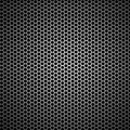 Honeycomb grid background Royalty Free Stock Images