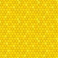 Honeycomb seamless pattern Stock Photo