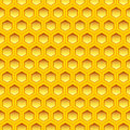 Honeycomb texture Stock Image