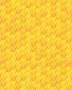 Honeycombs geometric background beekeeping industry Stock Photography