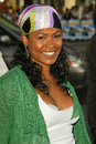 The honeymoon nia long at world premiere of honeymooners at chinese theater hollywood ca Stock Photo