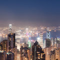Hong kong Stock Photography