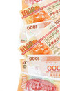 доллар Hong Kong Стоковые Фото