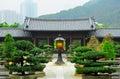 Hong Kong : Chi Lin Buddhist N...