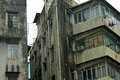 Hong Kong China Buildings Royalty Free Stock Photo