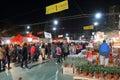 Hong Kong : Chinese New Year Market 2016 Royalty Free Stock Photo