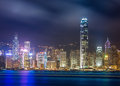 Hong Kong City Images libres de droits