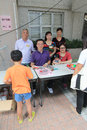 Hong Kong Dragon Boat Festival Carnival 2015 Royalty Free Stock Photo