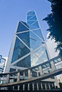 Hong Kong High Finance Royalty Free Stock Photo