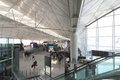 Hong Kong Int'l Airport Royalty Free Stock Photography