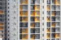 Hong Kong new public house Royalty Free Stock Images