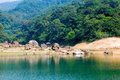 Hong Kong Shing Mun Country Park Royalty Free Stock Photo
