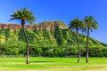 Honolulu, Hawaii. Royalty Free Stock Photo