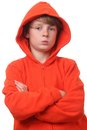 Hoodie Royalty Free Stock Photos