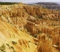 Hoodoo's in Bryce Royalty Free Stock Images