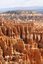 Hoodoos at Bryce Canyon Royalty Free Stock Photo