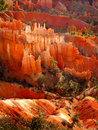 Hoodoos Bryce Canyon, Landscape Sunrise Utah Royalty Free Stock Photo