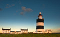 Hook Head Lighthouse, Ireland Royalty Free Stock Image