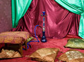 Hookah room Royalty Free Stock Photos