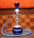 Hookah table Royalty Free Stock Photography