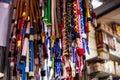 Colorful hookah tubes